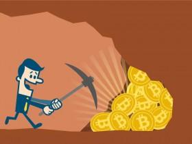 比特币的矿业会计权利是否转移到北美?