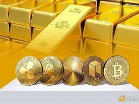 金色前哨丨此消彼长?比特币暴跌后黄金现货价格创近四月新高